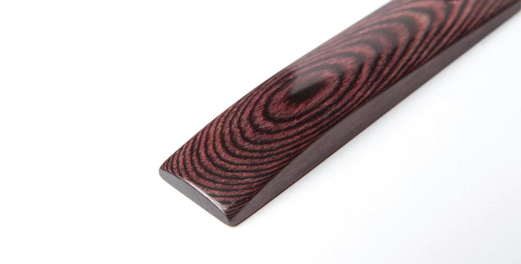 143. Pakawood rosewood