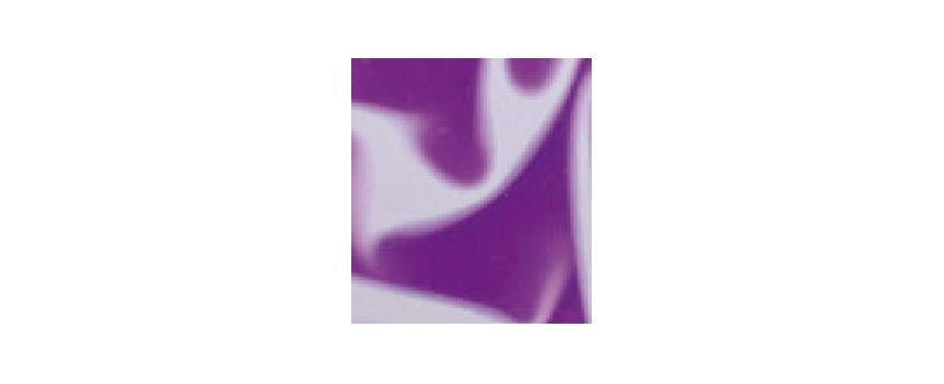 290 Violet / white acrylic